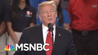 After Helsinki Uproar, President Trump Invites Putin To Visit Washington | The 11th Hour | MSNBC