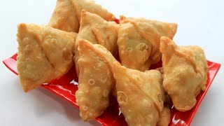 how to make samosa-- Cooking A Dream