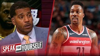 Lakers interest in Dwight Howard is to keep up with Clippers -Jim Jackson   NBA   SPEAK FOR YOURSELF