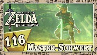THE LEGEND OF ZELDA BREATH OF THE WILD Part 116: Erhalt des Master-Schwertes & der Pilgerweg