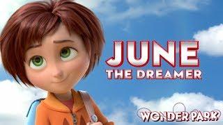"Wonder Park (2019) - ""Meet June!"" - Paramount Pictures"