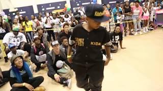 Kida vs Kidd ShowOut (Raw Battle)| #TBT ORIGINAL FOOTAGE OfficialTSquadTV | Tommy The Clown