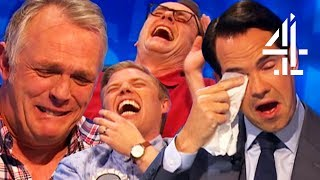 LITERAL CRY LAUGHING After Greg Davies