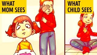 How a Mom and Child Sees the Same Day?