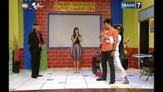 OVJ Eps. Di Balik Papan Tulis Cing Cau Coss [Full Video] 16 Mei 2013