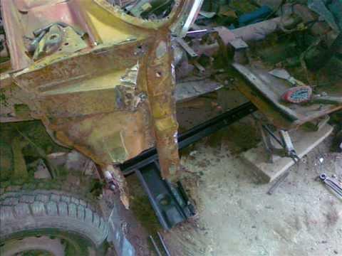 Ваз-2101 ремонт кузова