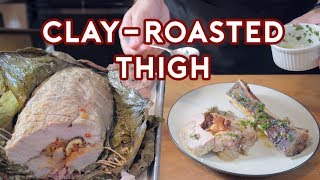 Binging with Babish: Clay-Roasted Thigh from Hannibal (feat. You Suck at Cooking)
