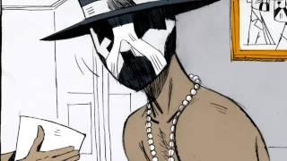 Gorillaz - DoYaThing (Storyboard)