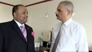 Former AG Eric Holder Talks Redistricting, Election Consequences, Trump/Sessions Drama