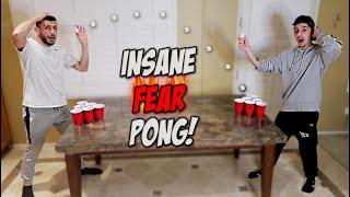 CRAZY FEAR PONG! BRAWADIS VS FaZe RUG!