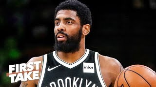 Kyrie Irving vs. the Celtics will be a spectacle – Max Kellerman   First Take