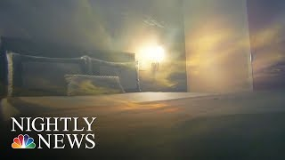 The Noise That Helps You Sleep   NBC Nightly News