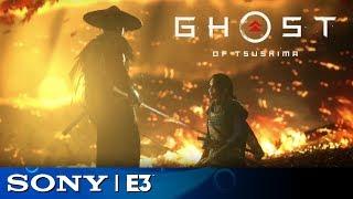 Ghost of Tsushima Full Gameplay Reveal | Sony E3 2018