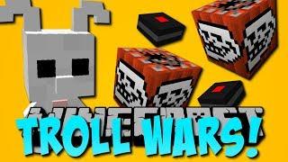 Troll TNT & Sand-Mine (Troll Wars)
