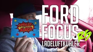 JP Performance - Ford Focus RS | Ladeluftkühler