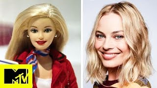Margot Robbie Is Playing Barbie | MTV News Unfiltered