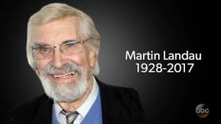Remembering Martin Landau, George A. Romero | The View