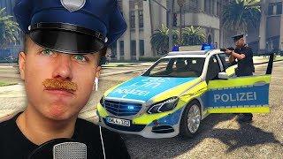 Wir werden Polizist in GTA 5 !