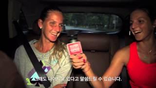 Korea Open 2014 Day 5 KIA car interview Pliskovas