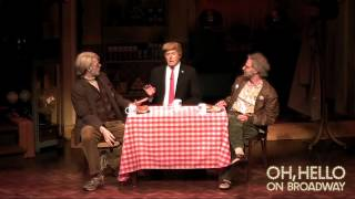#2much2na with Donald J. Trump [Impersonator Anthony Atamanuik]