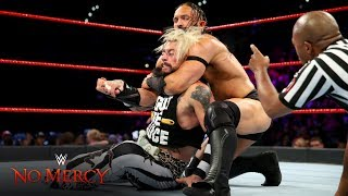 Neville punishes Enzo Amore: WWE No Mercy 2017 (WWE Network Exclusive)