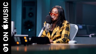 Ray BLK: Empress, Natural hair and being labelled an 'angry black woman