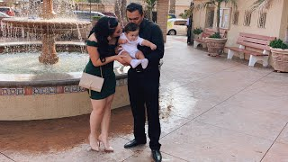 Luisitos Baptism 1st Birthday Party!