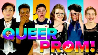 High School Seniors Get A Surprise Invite To Queer Prom