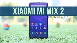 Xiaomi Mi Mix 2: Unboxing & First Look