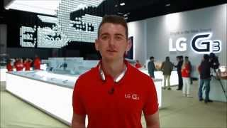 Official LG G3 Hands on