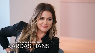 KUWTK | Khloé Kardashian Sees the Positive in Rob & Chyna