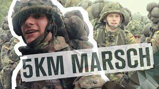 Der 5 Kilometer MARSCH | TAG 10