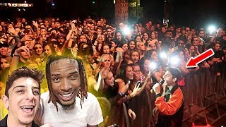 PERFORMING IN FRONT OF 20,000 PEOPLE!! (ft. Fetty Wap)