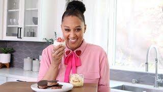 Tia Mowry's 3 No Bake Desserts | Quick Fix
