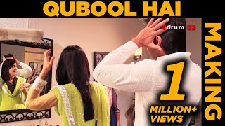 Qubool Hai - BTS - Asad calls Tanveer and Zoya for Dinner!