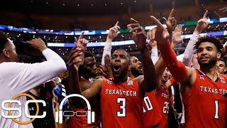 Texas Tech reaches first Elite 8 in school history with 78-65 win over Purdue | SC with SVP | ESPN