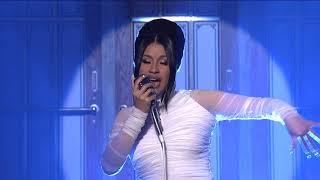 Cardi B - Be Careful [SNL Performance]