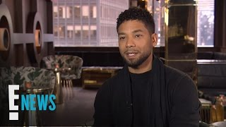 "Jussie Smollet on Sexual Fluidity on ""Empire"" 