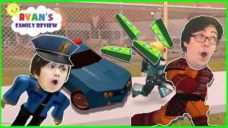 Roblox Team Police Officer Chase Battle! Let