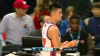 """""""Linsanity"""" First Game"""