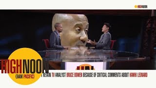 Bomani Jones: Bruce Bowen not being retained is a 'bad look' for Clippers | High Noon | ESPN