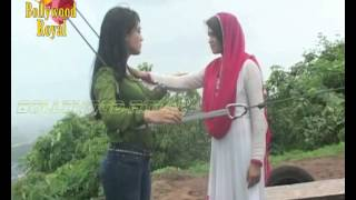 On location of TV Serial