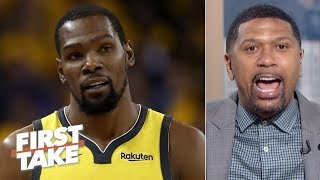 KD prioritizing free agency over the Finals would start an