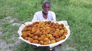Cheese Balls   Yummy Cheese Balls snacks Recipe By Our Grandpa for Orphan Kids