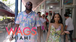 "Corey Liuget Wants ""WAGS Miami"" Star Faven at Home 