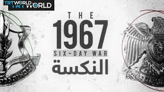 What was the 1967 Six-Day War?