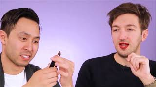 Shane and Ryan in other buzzfeed videos - compilation