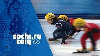 Short Track Speed Skating - Ladies