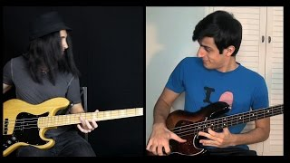 Marc (The Bass Wizard) - Davie504 Slap Bass Duet