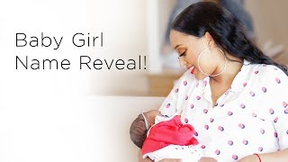 Tia Mowry's Newborn Baby Girl | Quick Fix